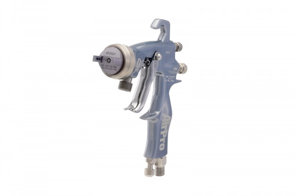 AirPro Air Spray Pressure Feed Gun, HVLP, 0.047 inch (1.2 mm) Nozzle, for Automotive Applications 289035