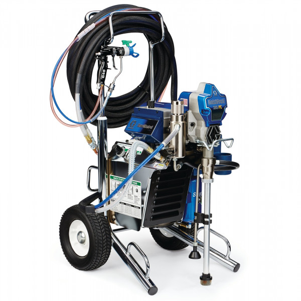 FinishPro II 395 PC Electric Air-Assisted Airless Sprayer 17C417