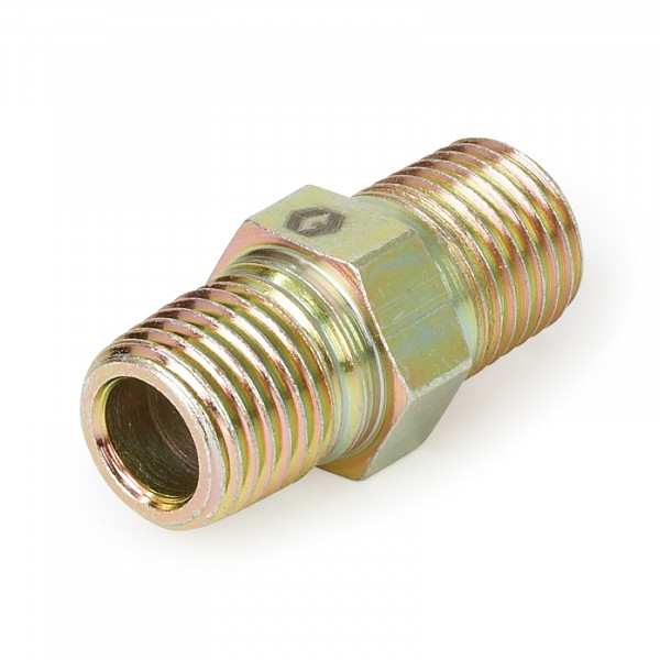 Hose Fitting, 1/4 in x 1/4 in 156971