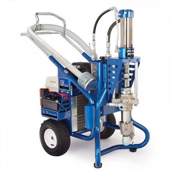 GH 5040ES Big Rig Gas Hydraulic Sprayer, Big 250 System 16U782