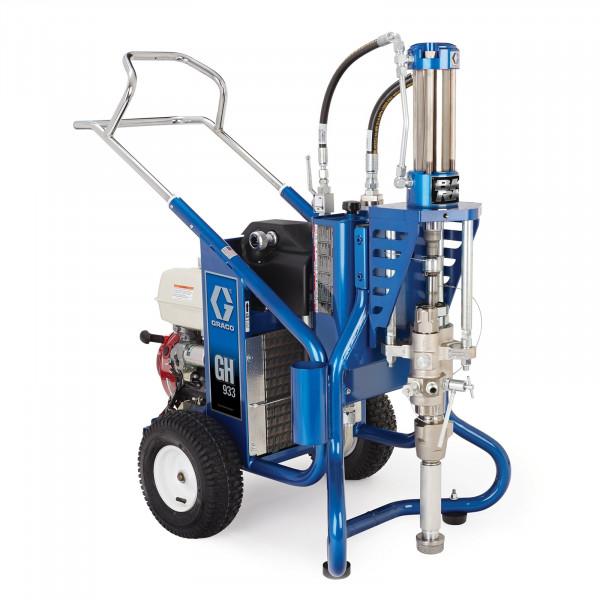 GH 933 Big Rig Gas Hydraulic Sprayer, Bare 16U281