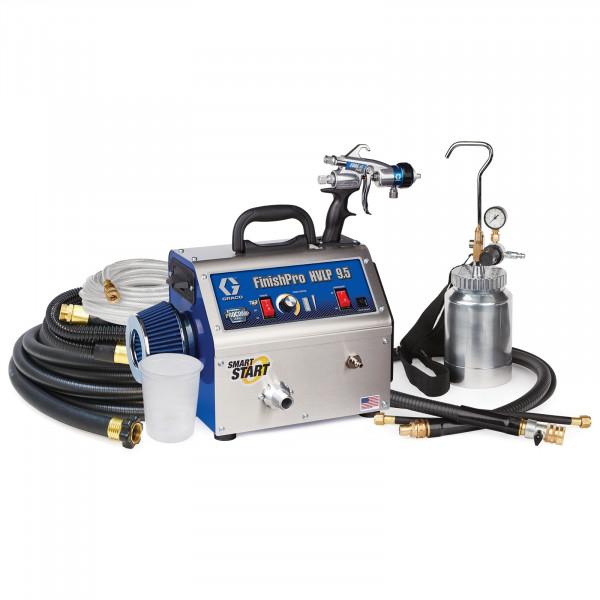 FinishPro HVLP 9.5 ProComp Series Sprayer 17N269