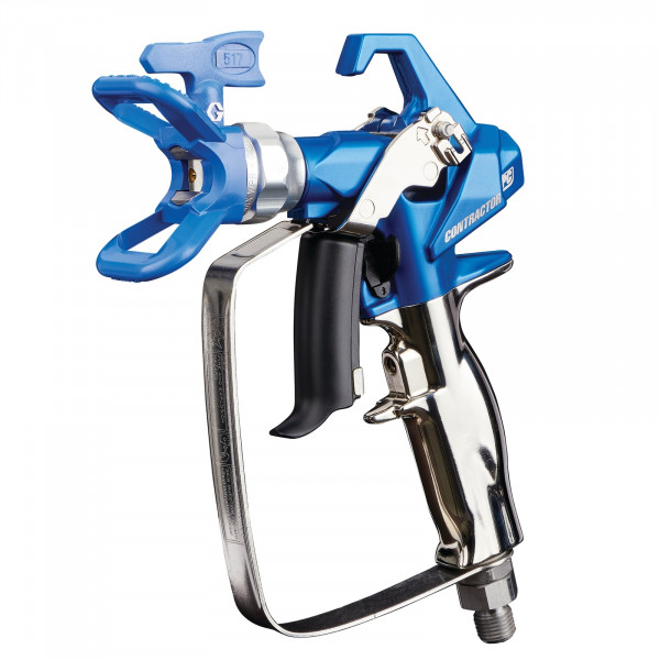 Contractor PC Airless Spray Gun with RAC X 517 SwitchTip 17Y042