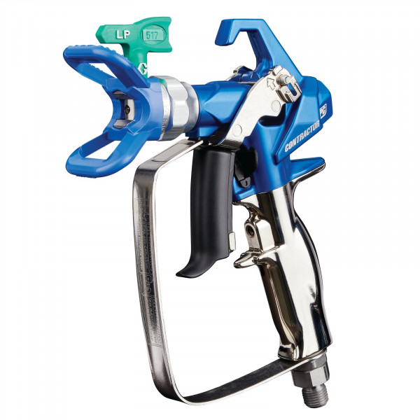 Contractor PC Airless Spray Gun with RAC X LP 517 SwitchTip 17Y043