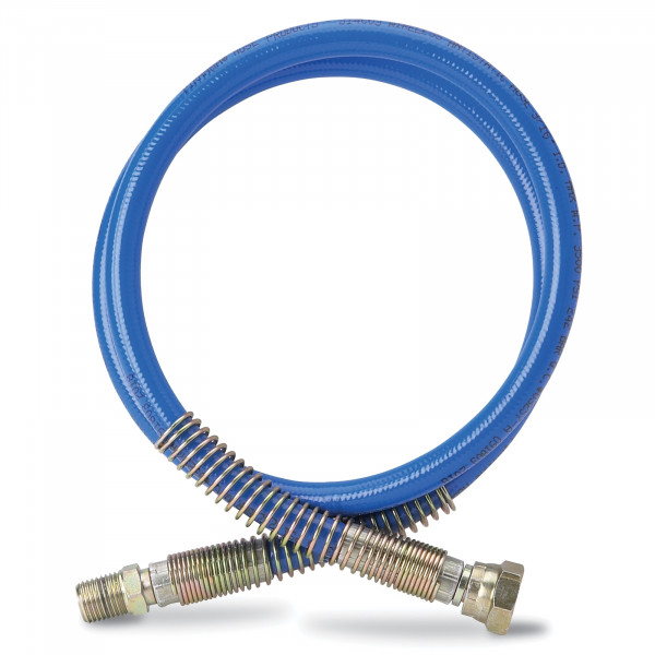 BlueMax II Airless Whip Hose, 1/8 in x 4.5 ft 25C828