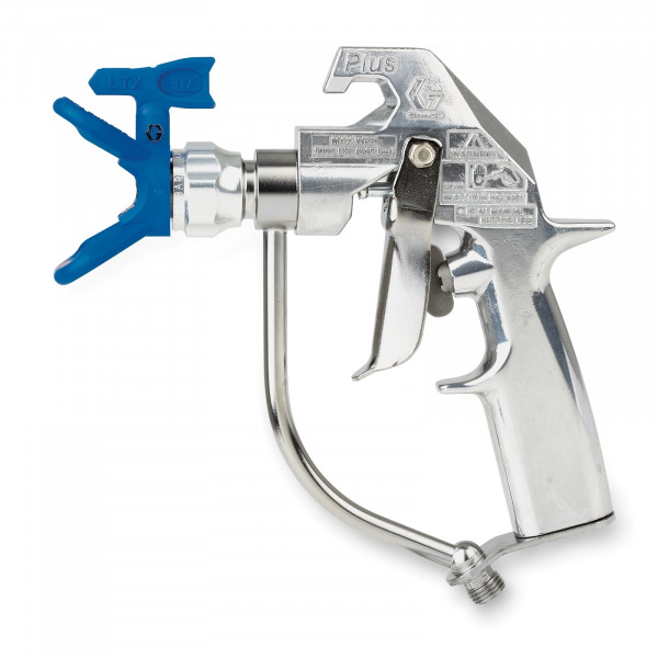 Silver Plus Airless Spray Gun, 2 Finger Trigger, RAC X 246240