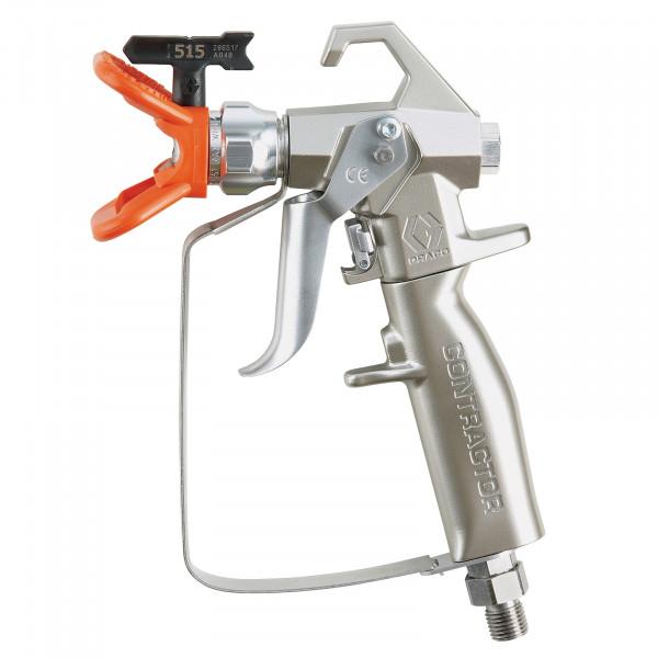 Contractor Airless Spray Gun, 2 Finger Trigger, RAC 5 288421