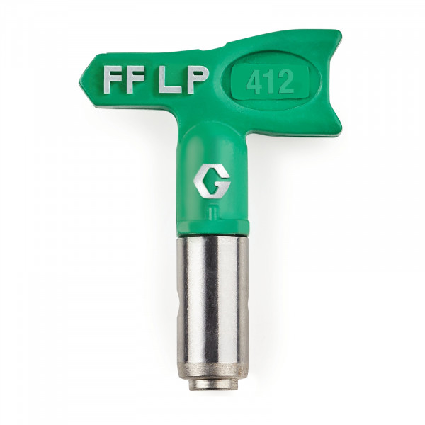 Fine Finish Low Pressure RAC X FF LP SwitchTip, 412 FFLP412