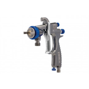 Finex Air Spray Pressure Feed Gun, HVLP, 0.071 in (1.8 mm) needle/ nozzle size 289250
