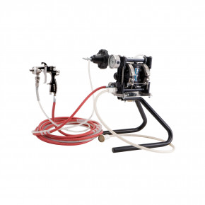 Finex Air Spray Package with Conventional Finex Gun, 0.055 in (1.4 mm) needle/ nozzle size 289353