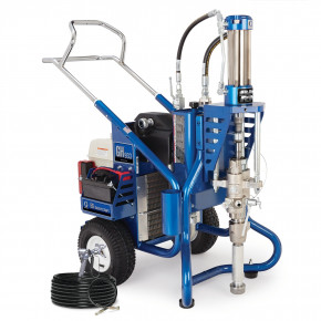 GH 933ES Big Rig Gas Hydraulic Sprayer, Complete 16U286