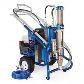 GH 833ES Big Rig Gas Hydraulic Sprayer, Complete 16U288