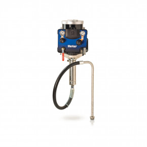 Merkur Wall-Mounted Airless Spray Package with 36:1 Mix Ratio, XTR-5 Gun, 519 XHD Tip, 25 ft (7.6 m) Fluid Hose, and Fluid Filter G36W07