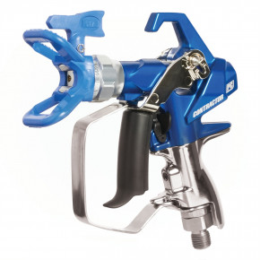 Contractor PC Compact Airless Spray Gun with RAC X 517 SwitchTip 19Y349