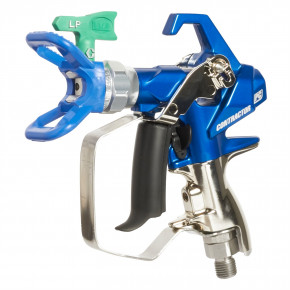 Contractor PC Compact Airless Spray Gun with RAC X LP 517 SwitchTip 19Y350