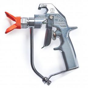 Silver Plus Airless Spray Gun, 2 Finger Trigger, Flat Tip 235460