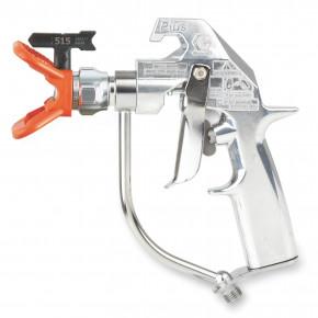 Silver Plus Airless Spray Gun, 2 Finger Trigger, RAC 5 243283
