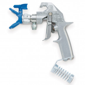 Flex Plus Airless Spray Gun, 2 Finger Trigger, RAC X 246468