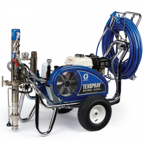TexSpray DutyMax GH 230DI ProContractor Series Convertible Gas Hydraulic Airless Sprayer 24W962
