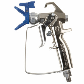 Contractor Airless Spray Gun, 2 Finger Trigger, RAC X 288420