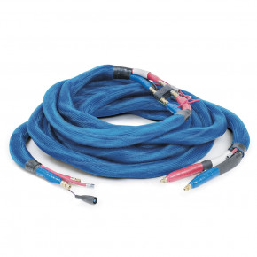 25 ft (7.6 m) Low Pressure Thermocouple Heated Hose with 1/4 in (6.3 mm) Inside Diameter 246048