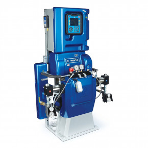 Reactor 2 H-30 Proportioner Package, Fusion CS Gun, Heated Hose with Scuff Guard, 10 kW, 230/400 V CSH031
