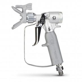 XTR5+ Airless Spray Gun, Insulated Handle, 2-Finger Trigger, XHD RAC Tip XTR523