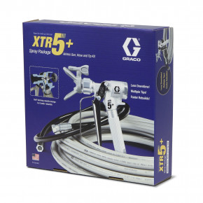 XTR5+ Gun, Hose and Tip Kit 273142