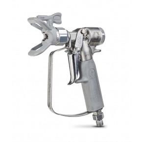 XTR-5 Airless Spray Gun, Oval-Insulated Handle, 2-Finger Trigger, XHD RAC Tip XTR503