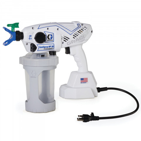 SaniSpray HP 20 Corded Handheld Airless Disinfectant Sprayer 25R790